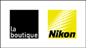 La boutique Nikon